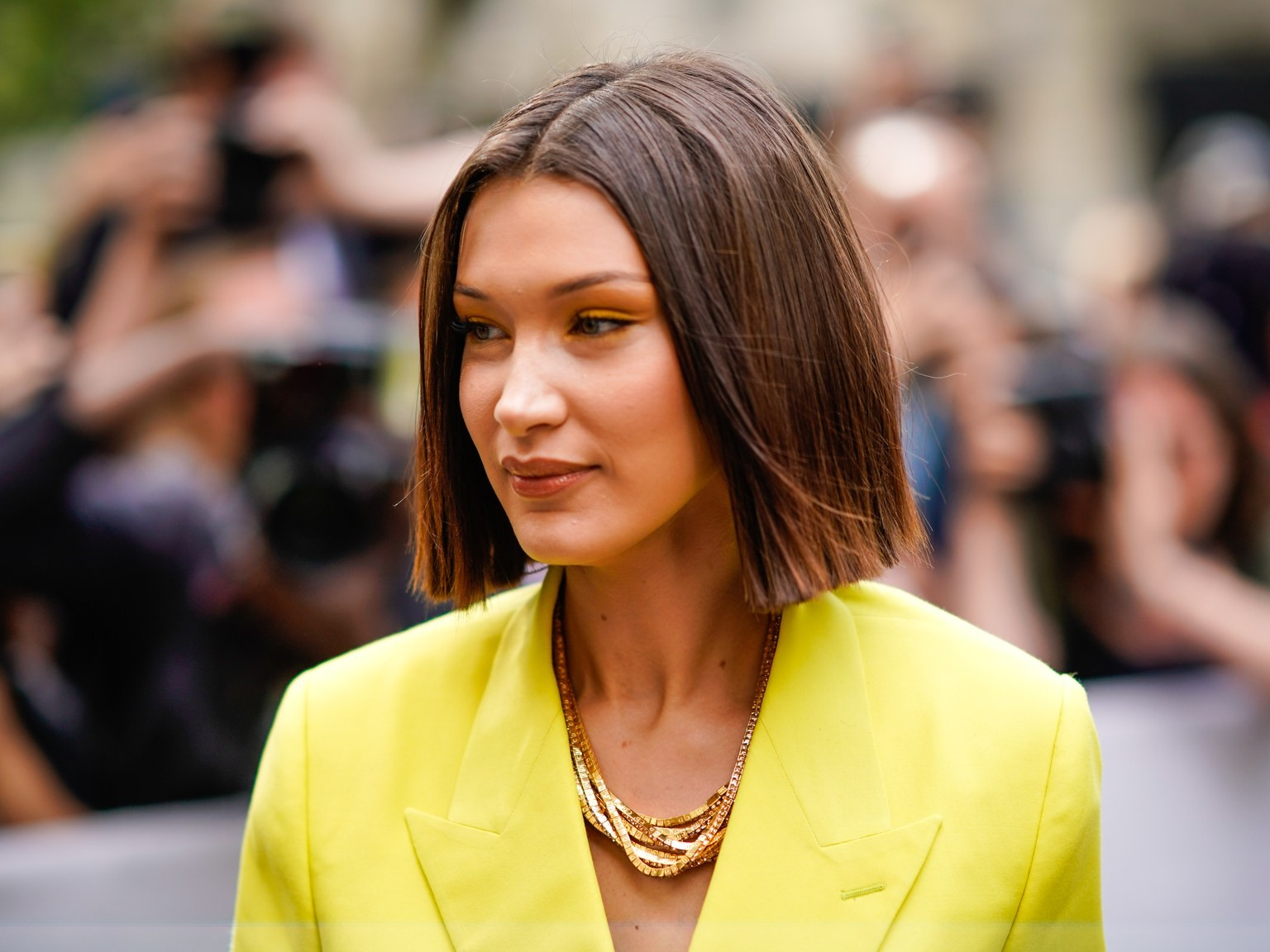 5a533288c1cb9 Bella Hadid s Beret Will Be the Next Big Fashion Trend for Summer 2018