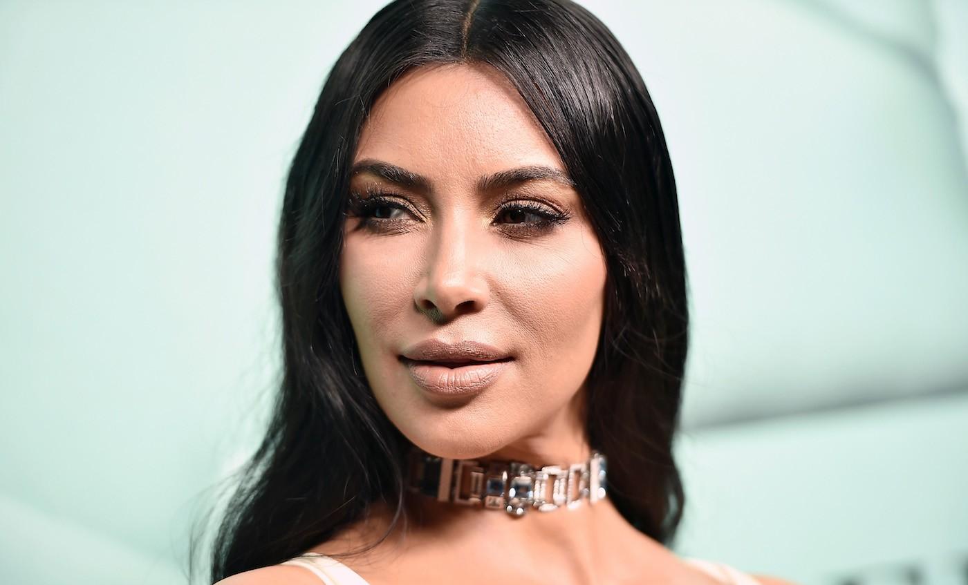 Kim Kardashian's New KKW Beauty Campaign Is Pretty Wild