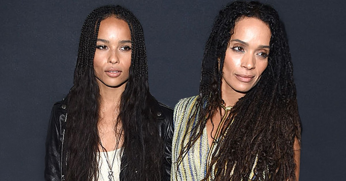Zoe Kravitz Recreates Lisa Bonet S Iconic Rolling Stone Images