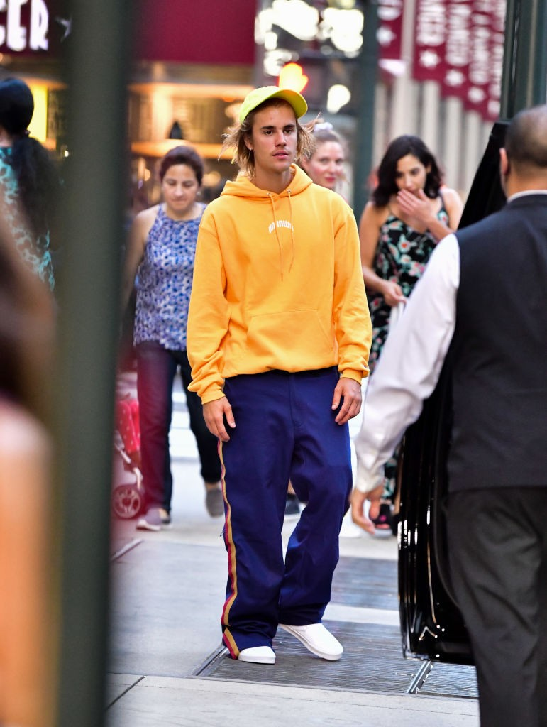 What We Hope To See From Justin Bieber S New Clothing Line