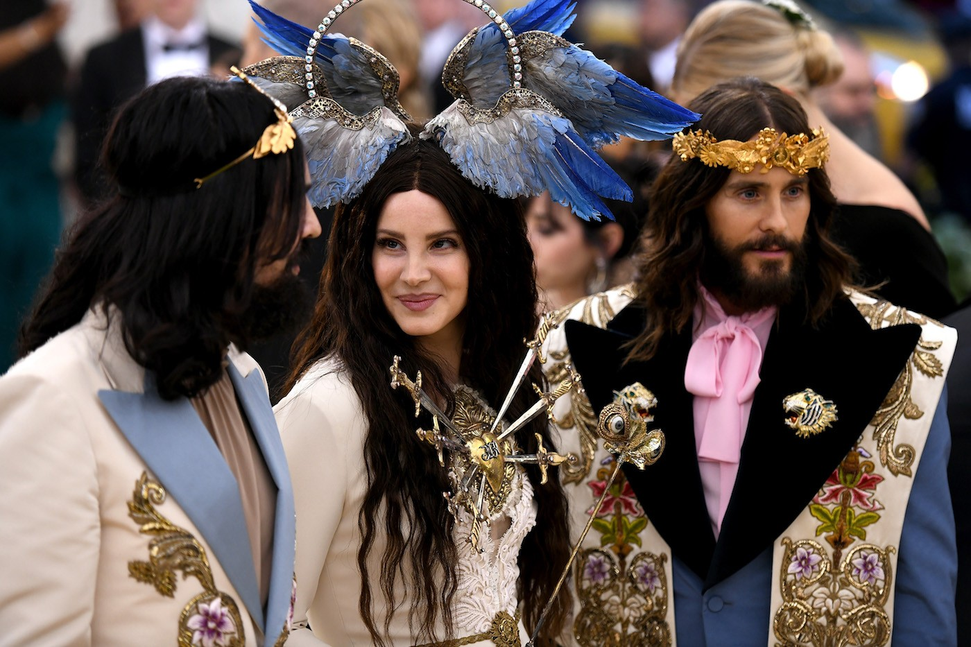 Lana Del Rey And Jared Leto Are The New Faces Of Gucci Perfume