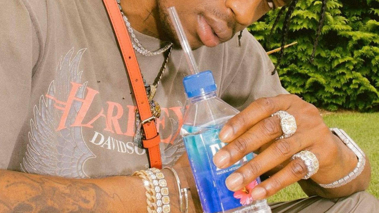 A Brief Influencer History Of Fiji Water