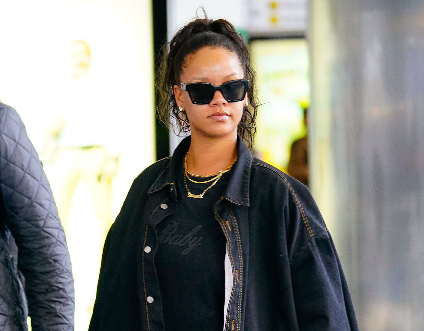 0e4dfb753c8 Rihanna's Elevated Airport Style is an Art Form