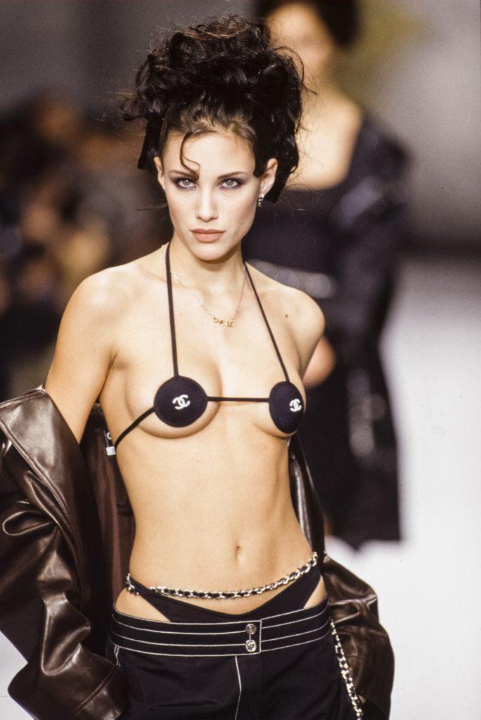Chanel aka cc bikini pics