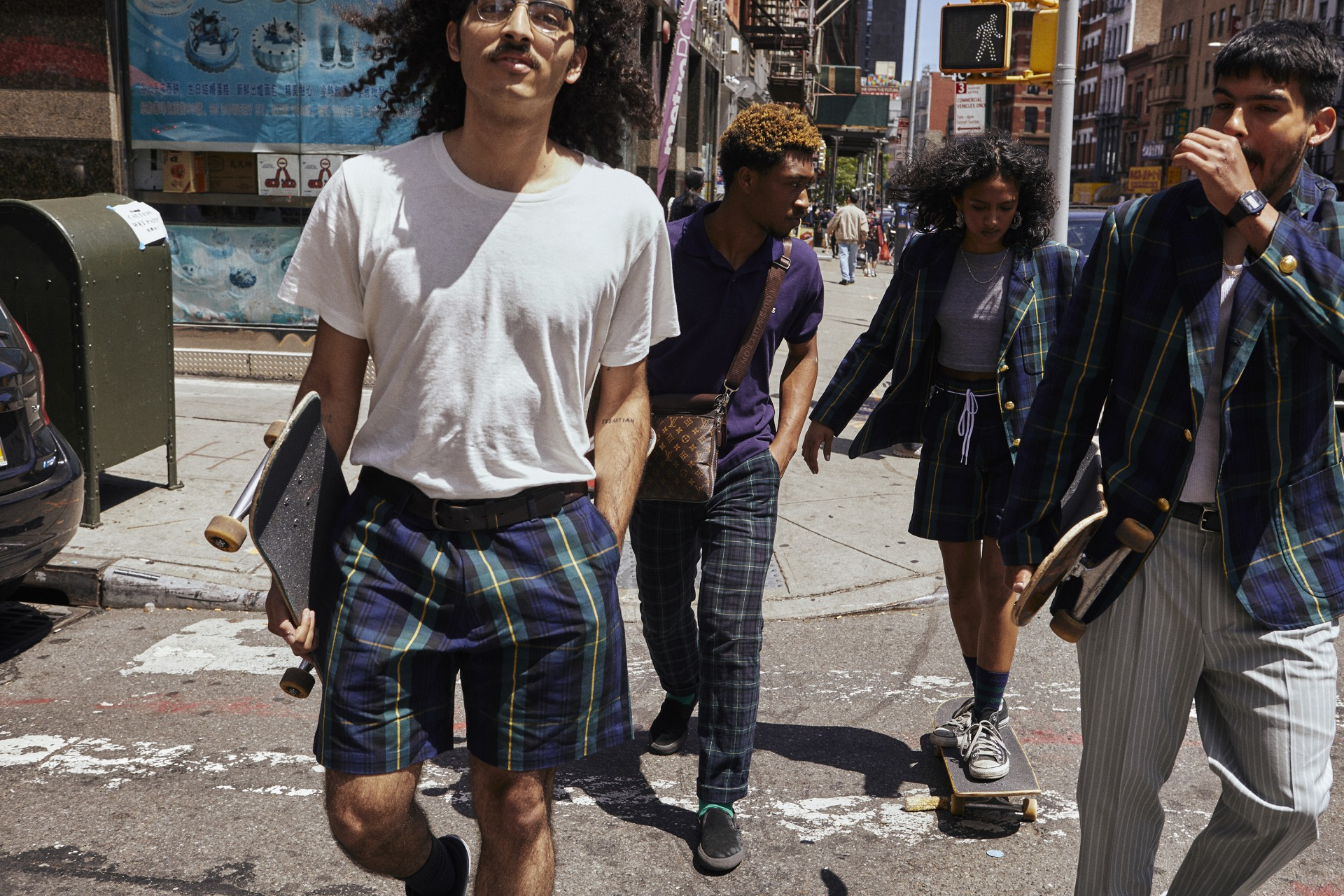 Schools Out: Finding The Style Uniform That Sticks