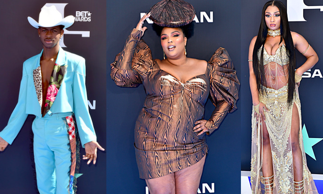 You Might Have Guessed The BET Awards' Most Extra Attendees