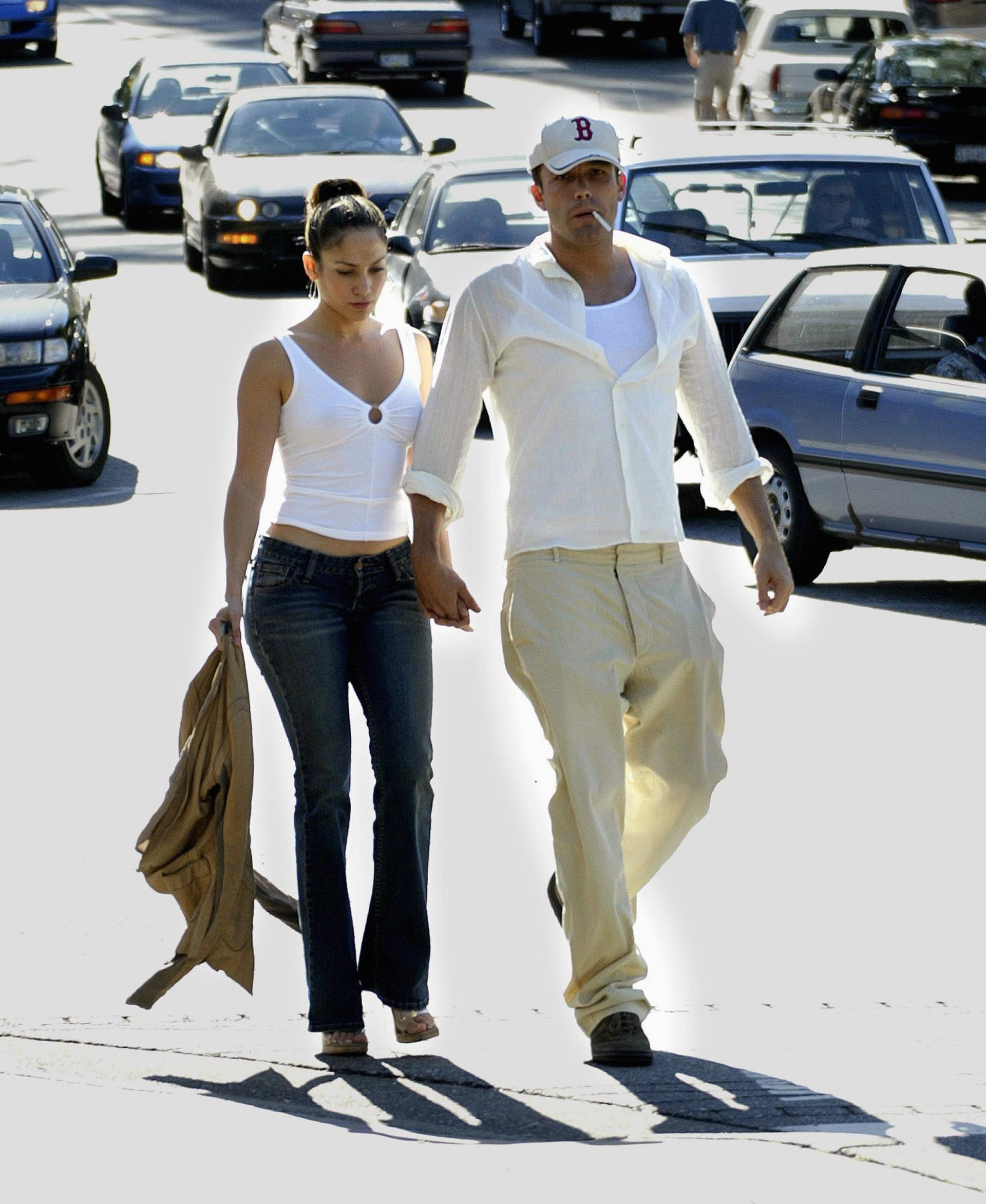 Nothing COOL Can Stay: Remembering Bennifer's Traffic-Stopping Summer Style