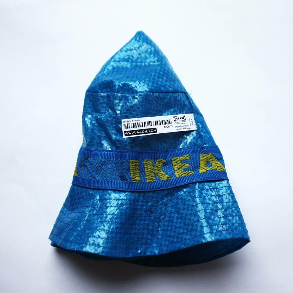 Some Thoughts On The Ikea Bucket Hat's Sky-Rocketing Resell Price
