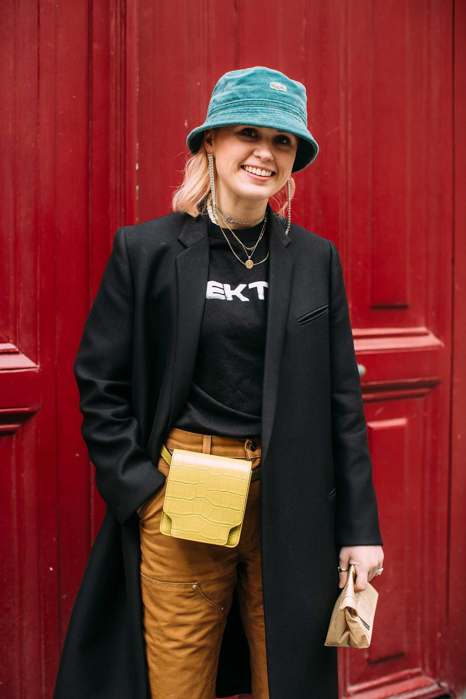 5 Ways To Wear The Waist Bag Trend