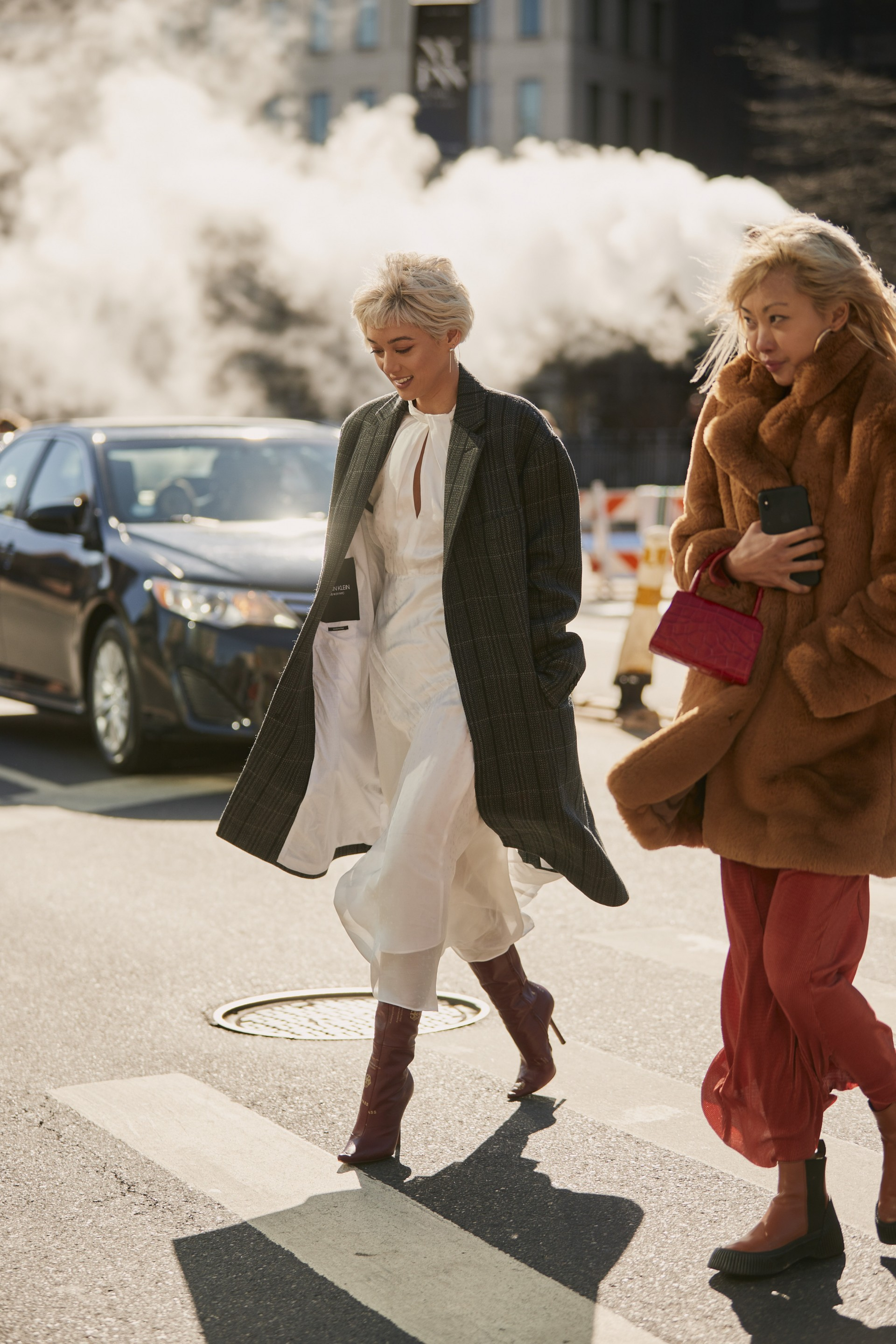 9 Dress And Boot Pairings To Make Winter Less Dreadful