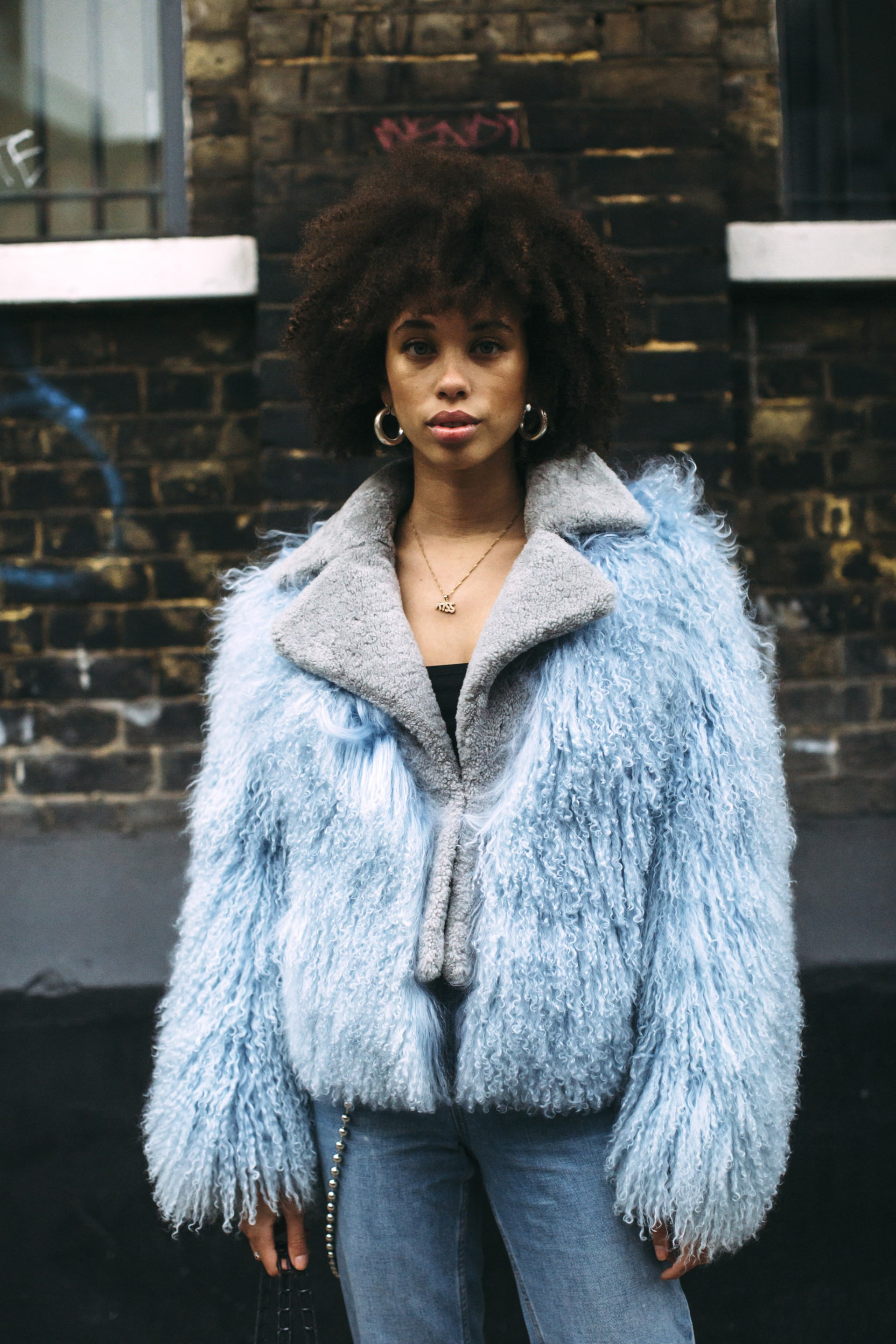 Warm Up Responsibly In These Faux Fur Coats